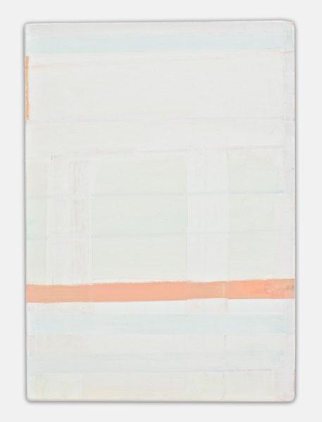 o.T. 34x24 cm, Öl auf Leinwand, 2013