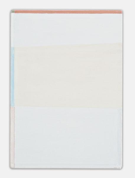o.T. 34x24 cm, Öl auf Leinwand, 2012