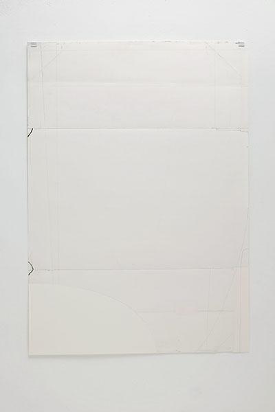 o.T., Bleistift/Papier, 84x60 cm, 13.12.2018