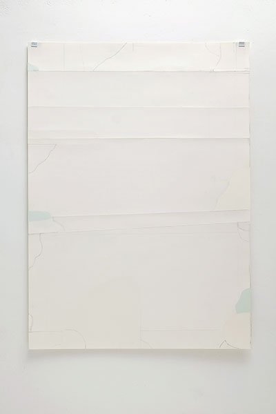 o.T., Bleistift/Papier, 84x60 cm, 21.04.2018